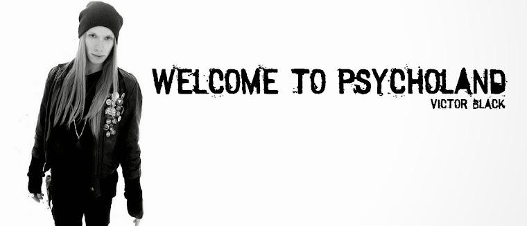 Victor Black in Psycholand