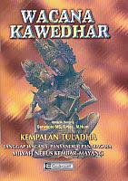 toko buku rahma: buku WACANA KAWEDAR, pengarang sarwono, penerbit cendrawasih