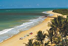 Trancoso Playa y arqueologia de Brasil