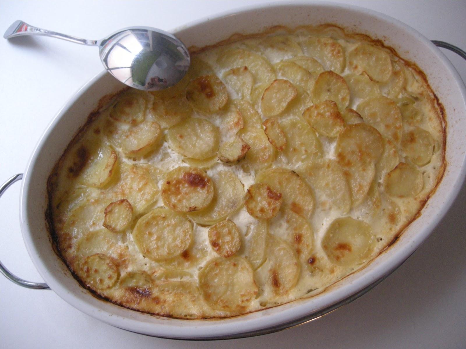 T a alia recetas patatas al horno - Patatas pequenas al horno ...
