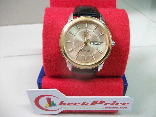 đồng hồ đeo tay dây da nam