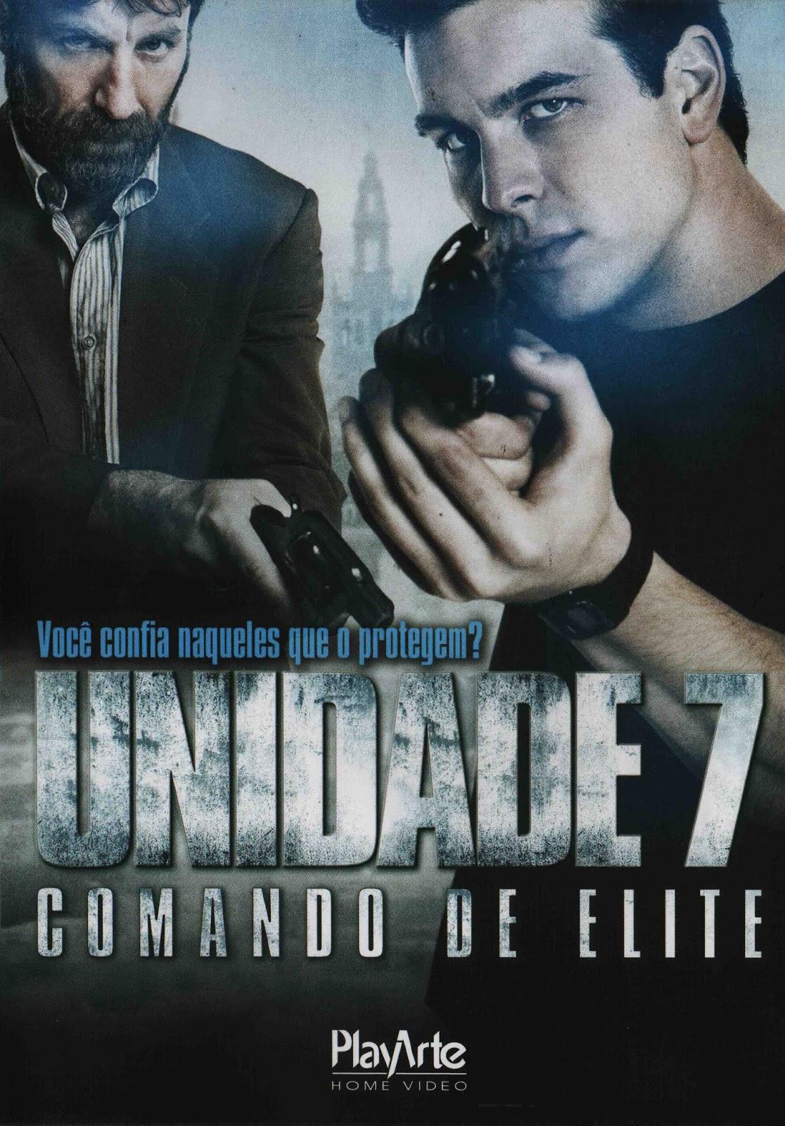 Unidade 7 – Comando de Elite Dublado 2013
