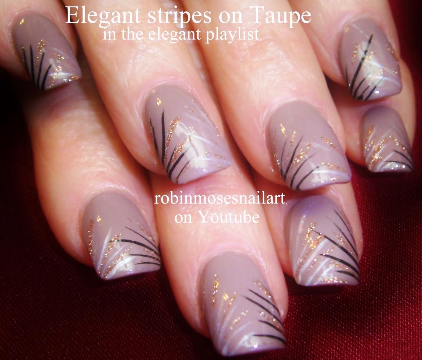 art tutorials playlist for elegant nail designs diy formal nail art ...