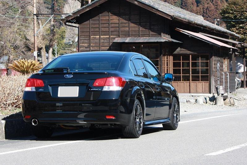 Subaru Legacy V-gen. 2009 BM, BR 日本車 チューニングカー スバル japoński samochód boxer tuning zdjęcia