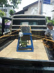 Mesin Penggiling Sambel Pecel