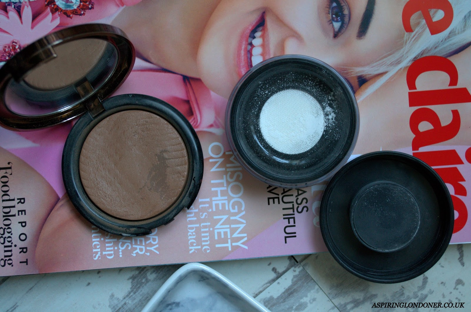 Currently Loving ft MUFE Bronzer & HD Powder - Aspiring Londoner