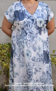 (47) Febrero/2014: Vestido de Gasa