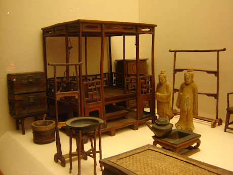 Ancient Chinese Exhibits