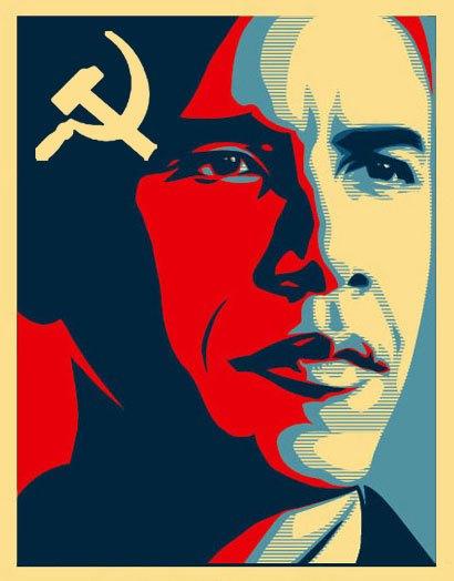Obama socialist marxist