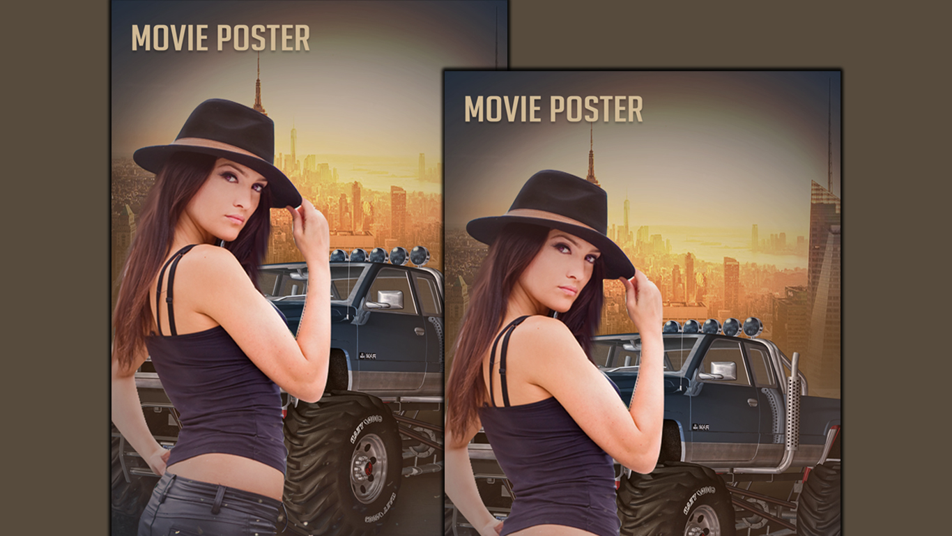 Standard Poster Size  Standard Paper Poster Sizes And