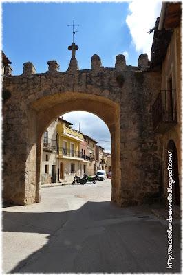 Puerta Peñaranda de Duero s.XV