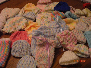 Hats and other items for Preemies!