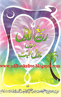 Rabi-ul-Awwal Main Josh-e-Mohabbat By Mufti Rasheed Ahmad