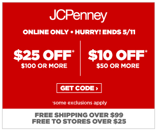 JCPenney Mom's Day 2014
