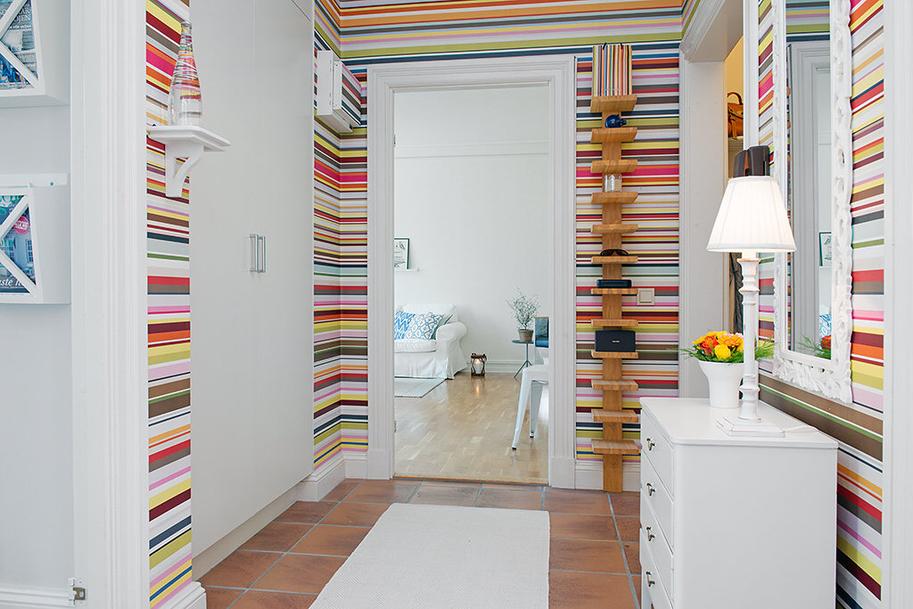 Wn trza zewn trza blog wn trzarski hipnotyzuj ce paski - Colori per corridoi di casa ...