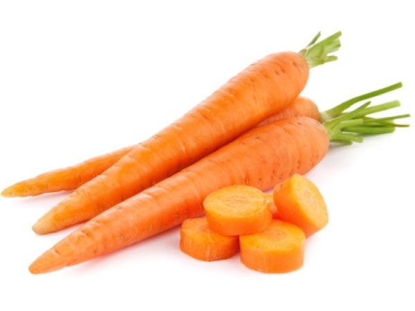 carrot aphrodisiac