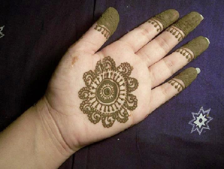 New Eid Mehndi Designs Wallpapers Free Download