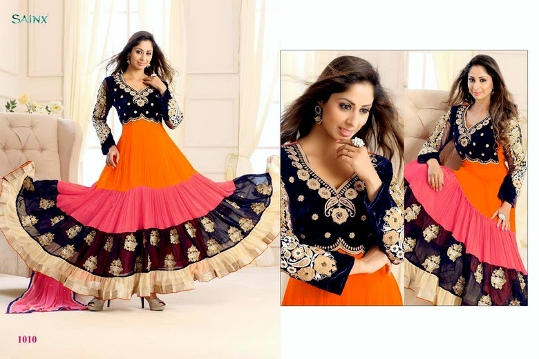 Beautiful Anarkali Dress Collection