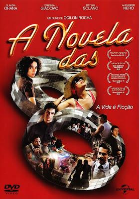 A Novela das 8 - DVDRip Nacional
