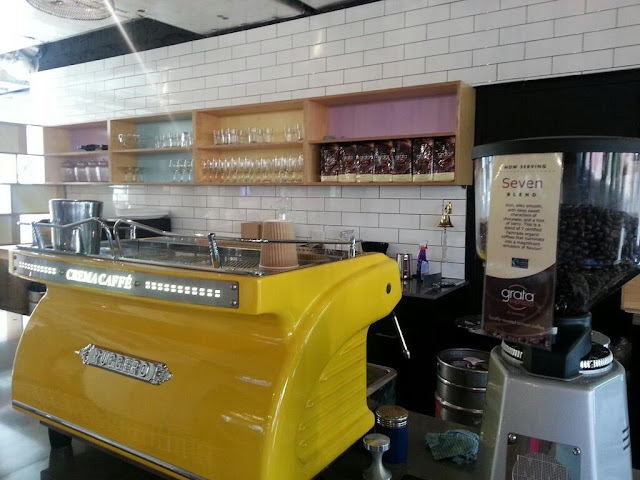 seek on board with Custom Coffees