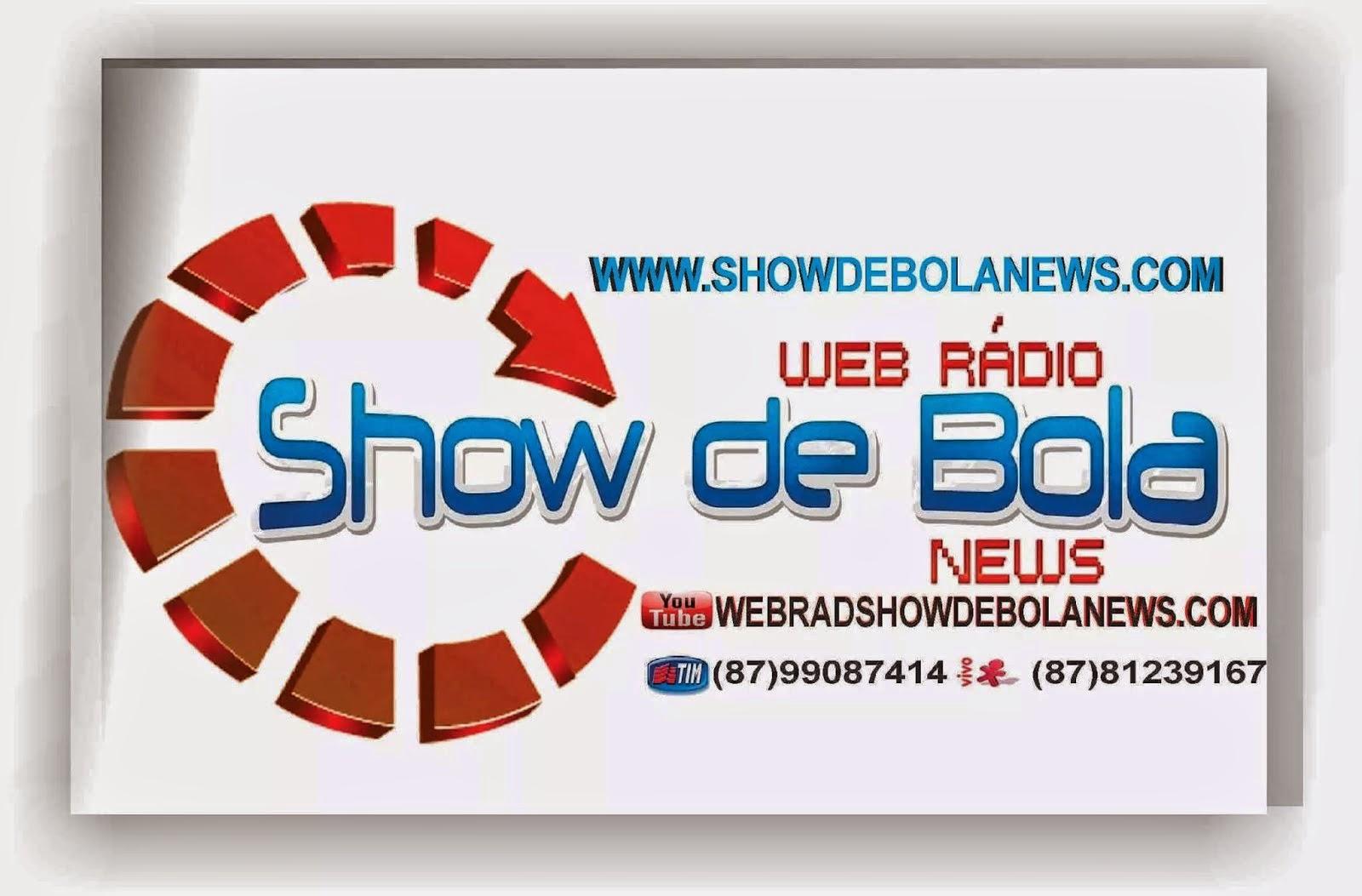 SHOW DE BOLA NEWS AGUAS BELAS