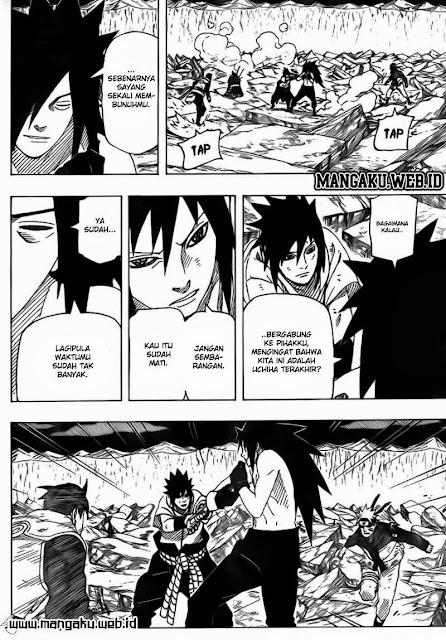 Komik Naruto 657 Bahasa Indonesia halaman 14