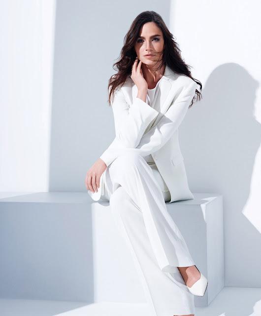 beyaz ceket, beyaz pantolon