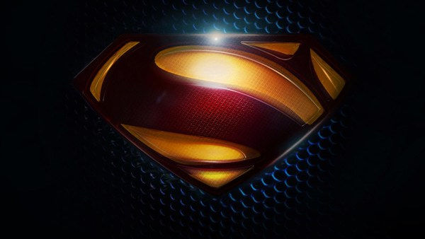 Logo Wallpaper of Superman