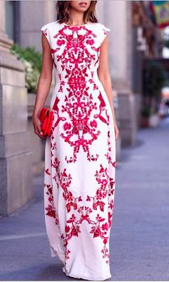 SheIn Maxi Dress, SheInside, Year End Sale