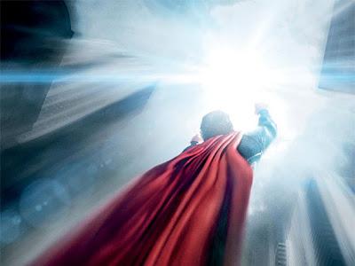 Nuevo cartel épico de El Hombre de Acero (Superman)