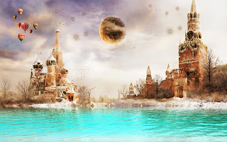 free hd images of moscow dreamland for laptop