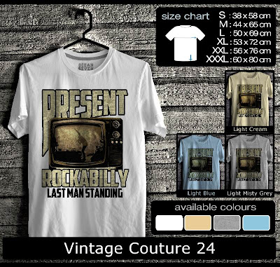 kaos distro vintage couture 24