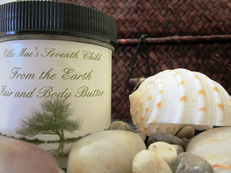 Ella Mae's Seventh Child Hair and Body Butter - $14.95 4oz.