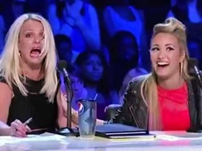 Britney Spears entró en pánico