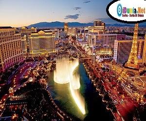 Tempat wisata paling ramai didunia
