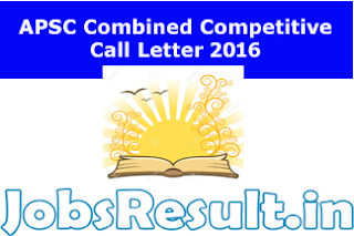 APSC Combined Competitive Call Letter 2016
