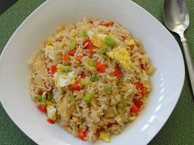 Krithi's Kitchen: Egg Fried Rice | Indo-Chinese recipes