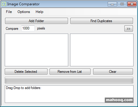 找出重複照片並刪除的軟體:Image Comparator Portable 免安裝下載