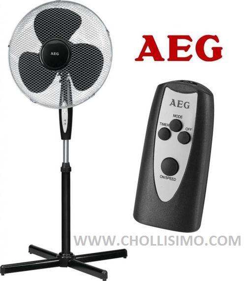 AEG VL 5668 S, ventilador de pie barato, comprar ventilador de pie, mejor ventilador barato