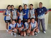 Time Vice Campeão dos Jogos Escolares de Pernambuco 2011