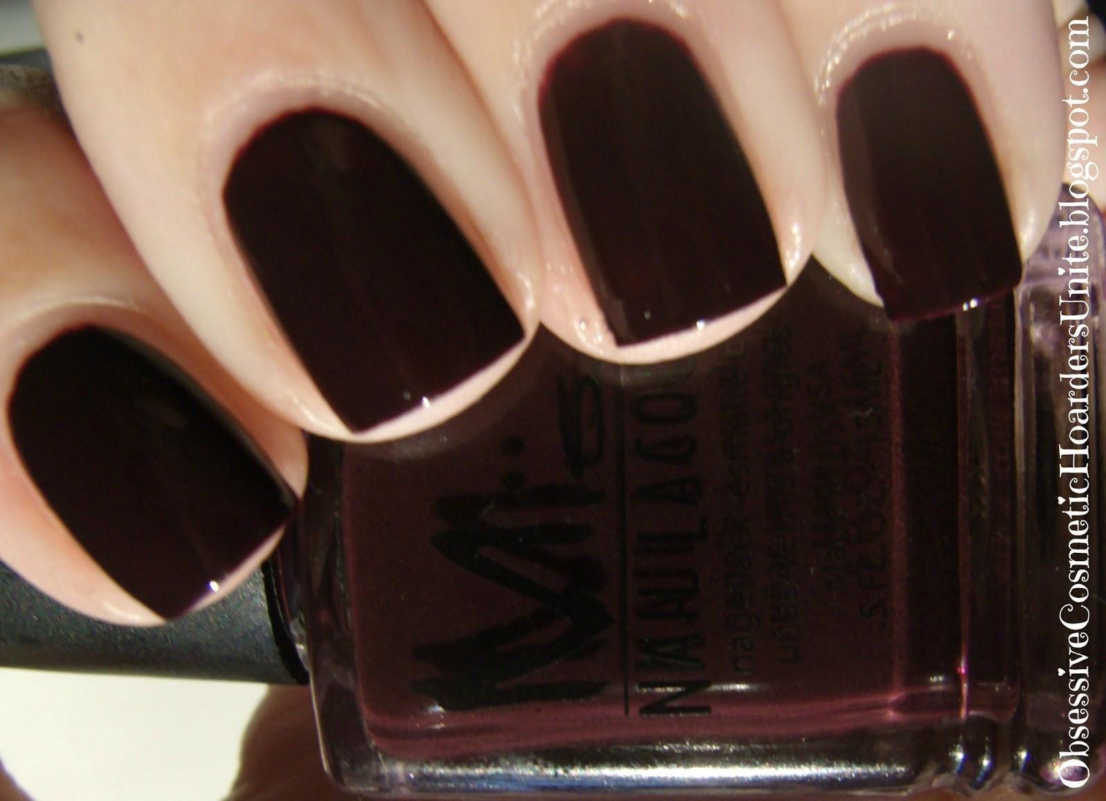 kozmetikbloglari: Misa High Society Collection Nail Polish Pictures ...