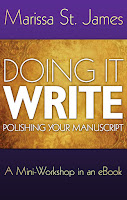 http://www.amazon.com/DOING-WRITE-Putting-Polish-Manuscript-ebook/dp/B0023ZLLUI