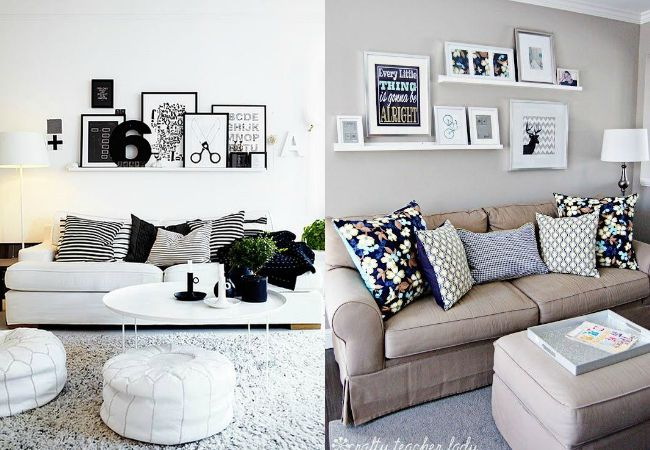 Mcompany style 7 ideas para decorar una pared for Ideas para decorar paredes