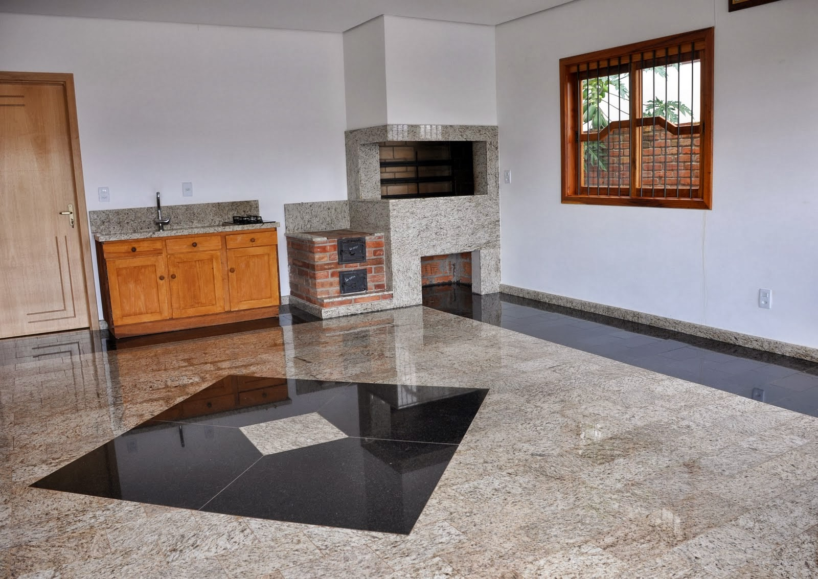 PÓLO MÁRMORES BRASIL (RIBEIRÃO PRETO SÃO PAULO E RIO DE JANEIRO) #A45D27 1600x1133 Banheiro Com Granito Ornamental