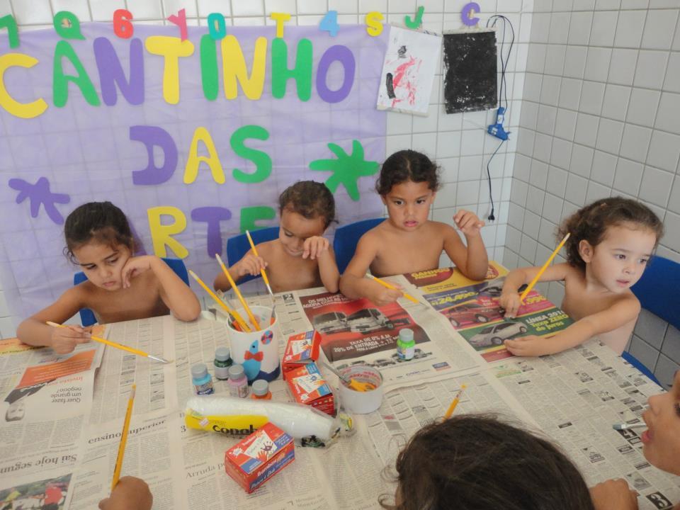 Preferência CRECHE COTINHA CARVALHO CAMPINA GRANDE-PARAÍBA: ATIVIDADES LÚDICAS  LM24