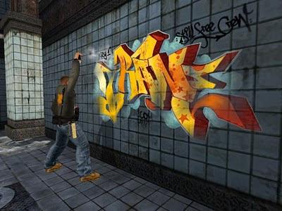 Graffiti Games