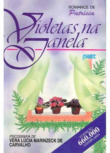Caderno De Poesias E Afins Livro Violetas Na Janela Autora