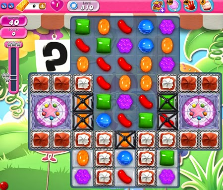 Candy Crush Saga 810