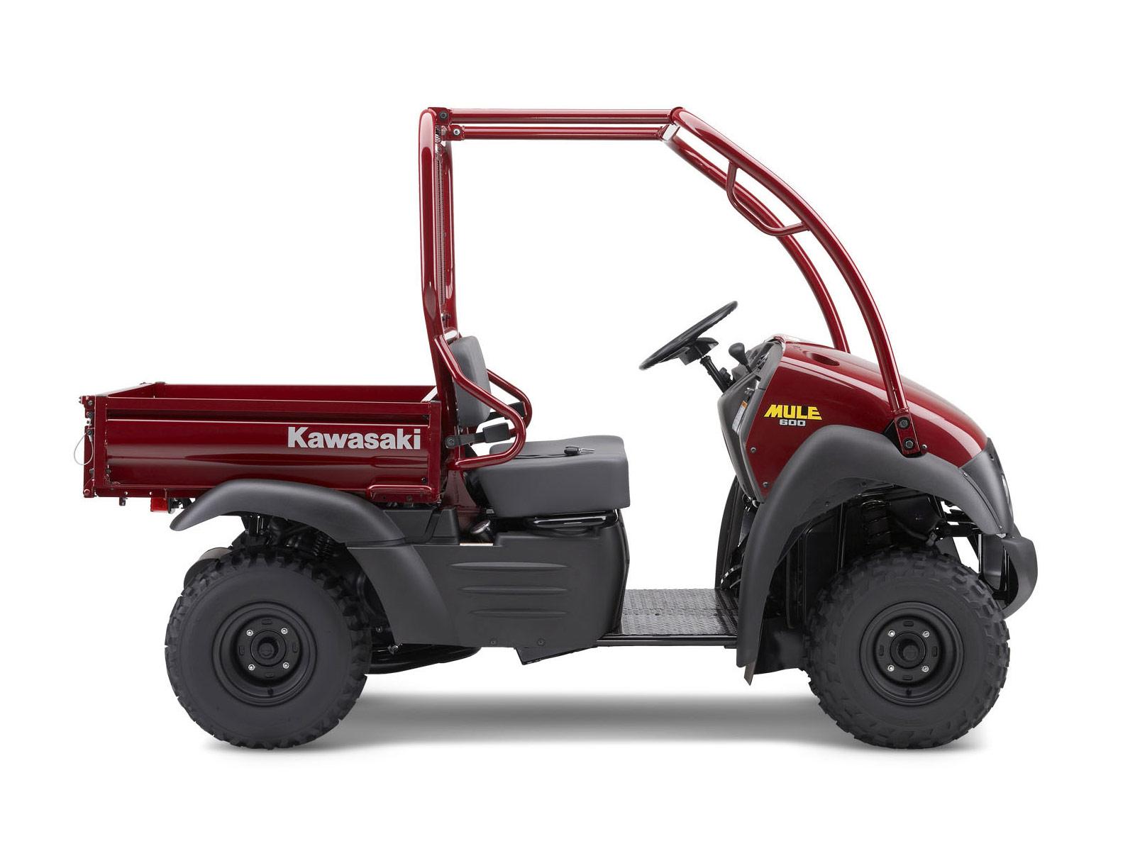 Kawasaki Mule Wheel Size
