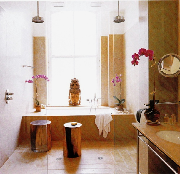 Zen Inspired Bathrooms..